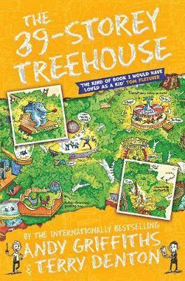 bokomslag The 39-Storey Treehouse