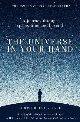 bokomslag Universe in your hand - a journey through space, time and beyond