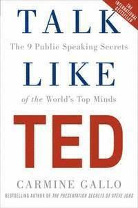 bokomslag Talk Like TED