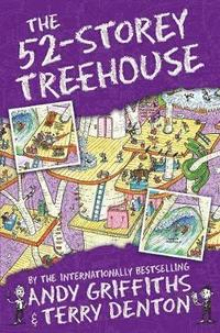 bokomslag The 52-Storey Treehouse
