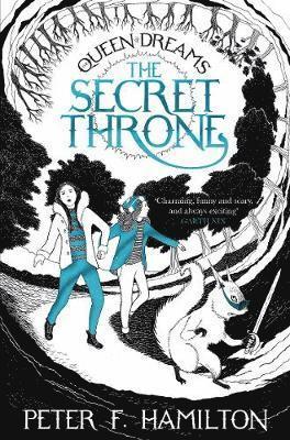 bokomslag TheSecret Throne