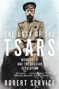 bokomslag The Last of the Tsars