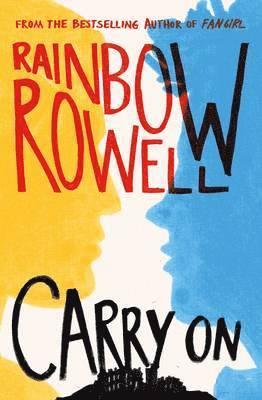 bokomslag Carry On