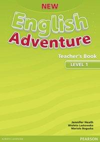 bokomslag New English Adventure GL 1 TB