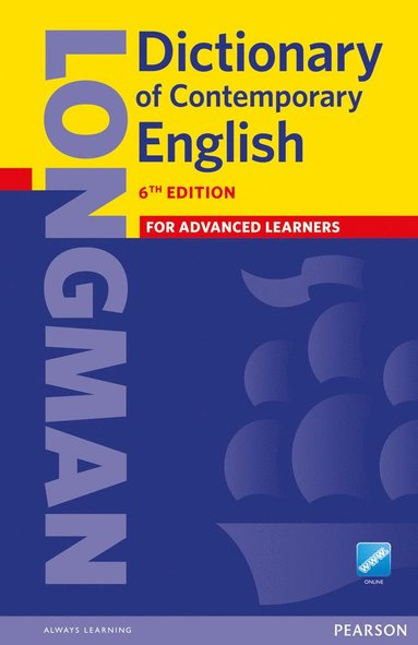 bokomslag Longman Dictionary of Contemporary English 6 Cased and Online