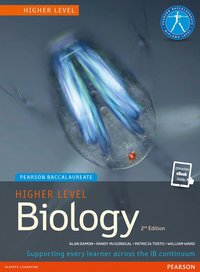 bokomslag Pearson Baccalaureate Biology Higher Level 2nd edition print and ebook bundle for the IB Diploma