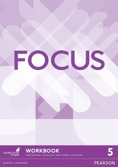 bokomslag Focus bre 5 workbook