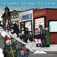 bokomslag Le Souhait de Noel de Kitchi