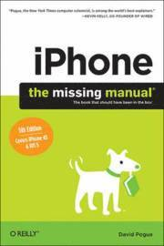 bokomslag iPhone: The Missing Manual 5th Edition