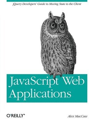 bokomslag JavaScript Web Applications