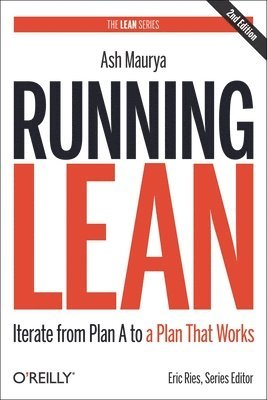 bokomslag Running Lean: Iterate from Plan A to a Plan That Works