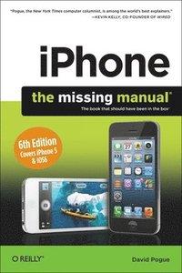 bokomslag iPhone: The Missing Manual