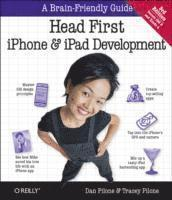 bokomslag Head First iPhone and iPad Development, 3rd Edition