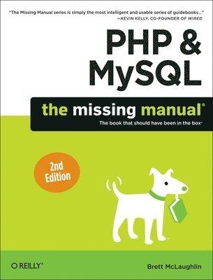 bokomslag PHP & MySQL: The Missing Manual