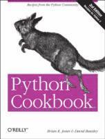 bokomslag Python Cookbook, 3rd Edition
