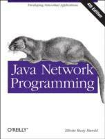 bokomslag Java Network Programming