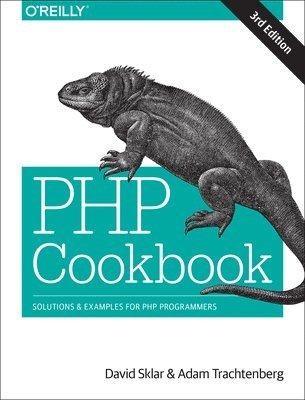 bokomslag PHP Cookbook