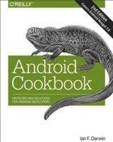 bokomslag Android Cookbook