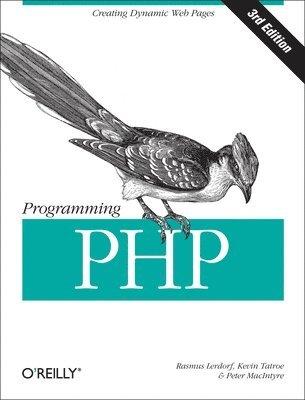 bokomslag Programming PHP