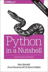 bokomslag Python in a Nutshell: A Desktop Quick Reference