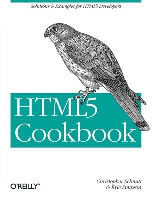 bokomslag HTML5 Cookbook