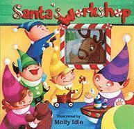 bokomslag Santa's Workshop: A Mini Animotion Book