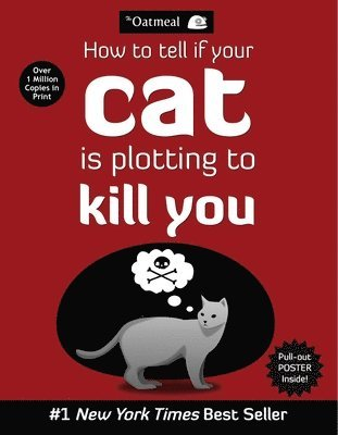 bokomslag How to tell if your cat is plotting to kill you
