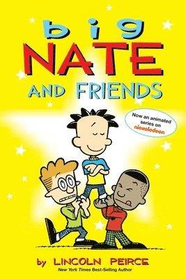 bokomslag Big Nate and Friends