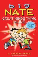 bokomslag Big Nate: Great Minds Think Alike