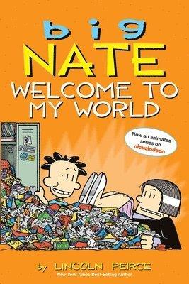 bokomslag Big Nate: Welcome to My World
