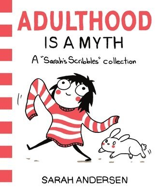 bokomslag Adulthood is a myth - a sarahs scribbles collection