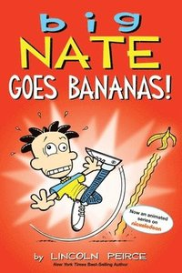 bokomslag Big Nate Goes Bananas!