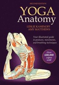 bokomslag Yoga anatomy