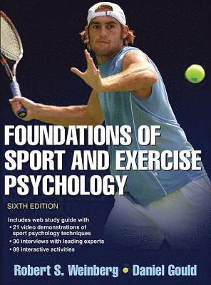 bokomslag Foundations of sport and exercise psychology