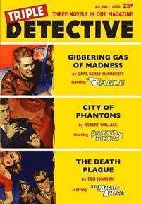 bokomslag Triple Detective #4 (Fall 1956)