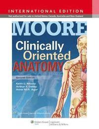 bokomslag Clinically Oriented Anatomy