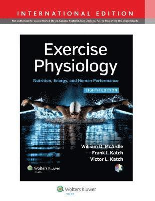 bokomslag Exercise physiology - nutrition, energy, and human performance