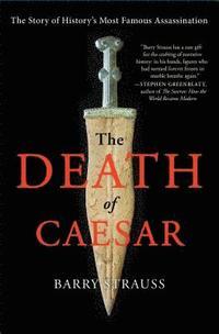 bokomslag The Death of Caesar