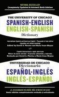 bokomslag The University of Chicago Spanish-English Dictionary/Diccionario Universidad de Chicago Ingles-Espanol