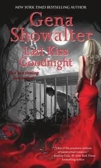 bokomslag Last Kiss Goodnight