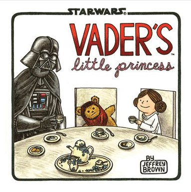 bokomslag Vaders little princess