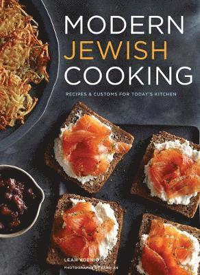 bokomslag Modern Jewish Cooking