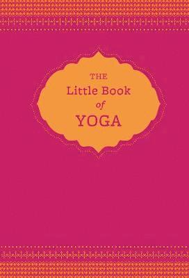 bokomslag Little book of yoga