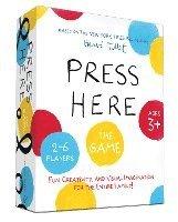 bokomslag Press Here Game