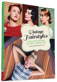 bokomslag Vintage Hairstyles