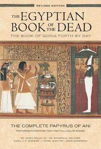 bokomslag The Egyptian Book of the Dead