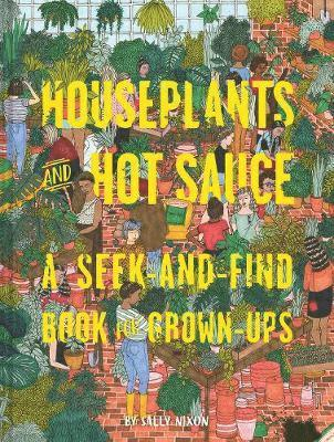 bokomslag Houseplants and Hot Sauce