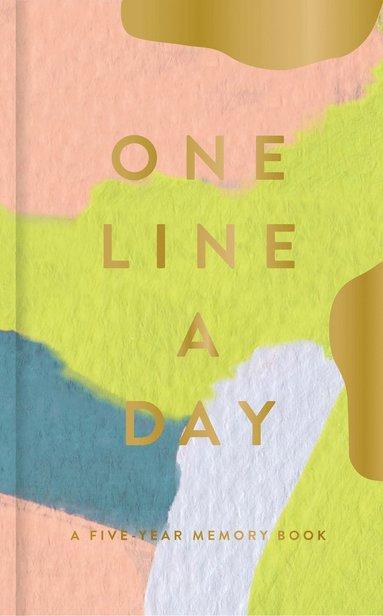 Dagbok Moglea One Line a Day - A Five Year Memory Book