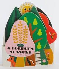 bokomslag Bookscape Board Books: A Forest's Seasons
