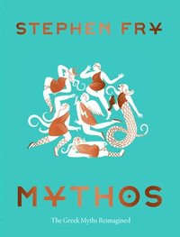 bokomslag Mythos: (ancient Greek Mythology Book for Adults, Modern Telling of Classical Greek Myths Book)